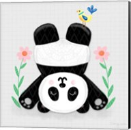 Tumbling Pandas II Fine-Art Print