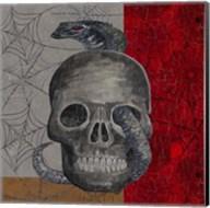 Something Wicked Skull Fine-Art Print