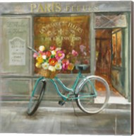 French Flowershop Fine-Art Print