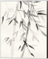 Bamboo Leaves V Fine-Art Print