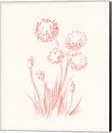 Farm Nostalgia Flowers II Fine-Art Print