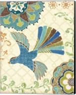 Eastern Tales Bird III Fine-Art Print