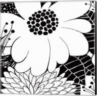 Feeling Groovy I Black and White Fine-Art Print