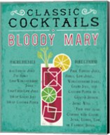 Classic Cocktail Bloody Mary Fine-Art Print