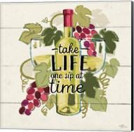 Wine and Friends VII Fine-Art Print
