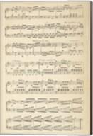 Musical Notes II Fine-Art Print