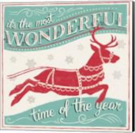 Merry Little Christmas IV Fine-Art Print