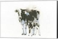 Cow and Calf Light Fine-Art Print