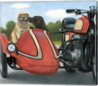 Born to be Wild Crop Fine-Art Print
