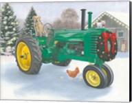 Christmas in the Heartland III Fine-Art Print