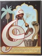 Snake Charmer Fine-Art Print