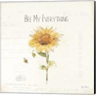 Bee and Bee IV Fine-Art Print