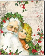 Vintage Holiday III Fine-Art Print