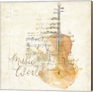 Musical Gift I Fine-Art Print
