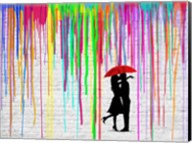 Romance in the Rain Fine-Art Print