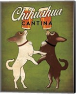 Double Chihuahua v2 Fine-Art Print