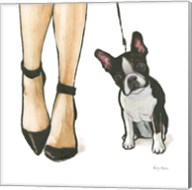 Furry Fashion Friends II Fine-Art Print