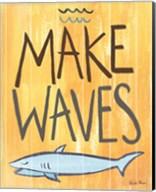 Make Waves IV Fine-Art Print