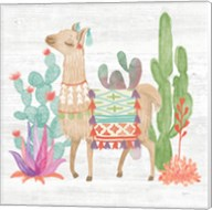 Lovely Llamas IV Fine-Art Print