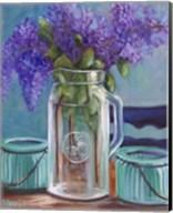 Homestead Lilacs Fine-Art Print