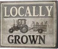 Locally Grown Tractor Fine-Art Print