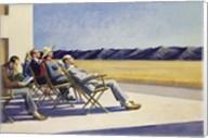 People in Sun Fine-Art Print