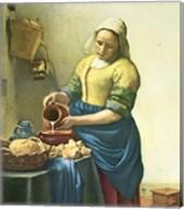 Milkmaid Fine-Art Print