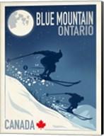 Blue Mountain 1 Fine-Art Print