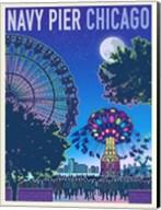 Navy Pier Chicago Fine-Art Print