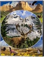 Mt Rushmore Fine-Art Print