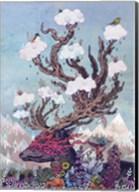 Journeying Spirit (Deer) Fine-Art Print