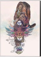 Journeying Spirit (Mountain Lion) Fine-Art Print