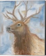 Payson Elk Fine-Art Print