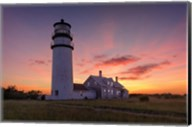 Cape Cod Sunset Fine-Art Print