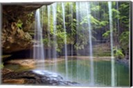 Alabama Caney Creek Veil Fine-Art Print