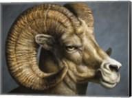 Bighorn Totem Fine-Art Print