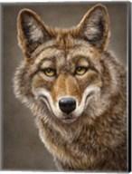 Coyote Totem Fine-Art Print