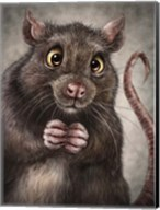 Rat Totem Fine-Art Print