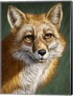 Red Fox Totem Fine-Art Print
