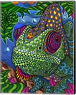 The Chameleon Fine-Art Print