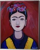Frida Adolescente Fine-Art Print