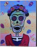 Screaming Frida Fine-Art Print