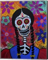 Young Frida Fine-Art Print