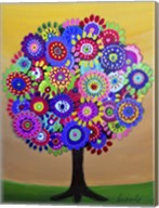 Sunny Tree Of Life Fine-Art Print