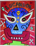 Luchador Fine-Art Print