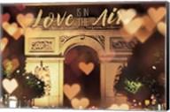Love is in the Arc de Triomphe v2 Fine-Art Print