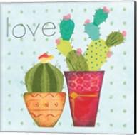 Southwest Cactus III Fine-Art Print