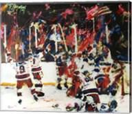 USA Maricle On Ice Fine-Art Print