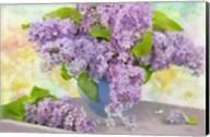 Lilacs in a Vase Fine-Art Print