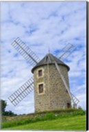French Mill Fine-Art Print
